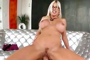 lusty workout with sexy mother i