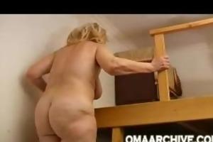 lesbo granny pleasure