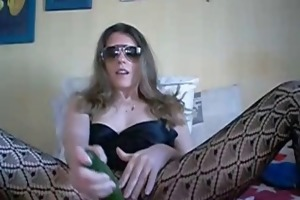 amateru d like to fuck in crotchless fishnet