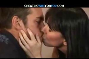 lewd wife seducing younger chap