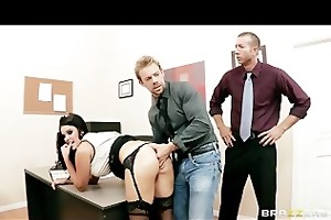 big-tit office mother i mackenzee pierce takes