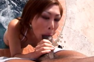 japanese mother i acquires drilled by darksome