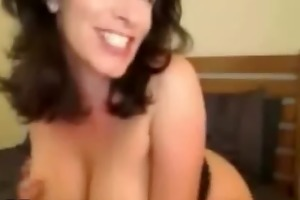 hawt mother i with big tits and fine ass teasing