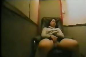 lulu 37 years big o in my relax chair