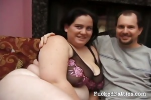 breathtaking obese beauty with massive billibongs
