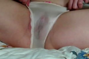 sopping juicy pants and love tunnel with