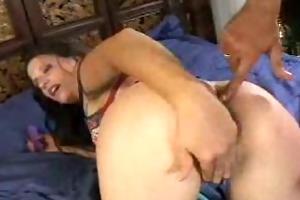anal actress gets nailed