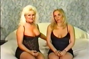 mother i jan train dee st time interracial team