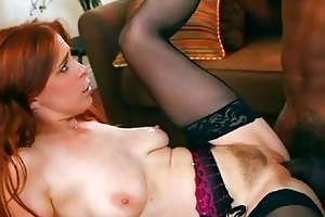 redhead mother i getting screwed by biggest black