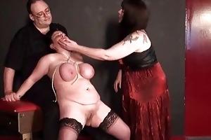 older lesbo slavegirls bizarre torment