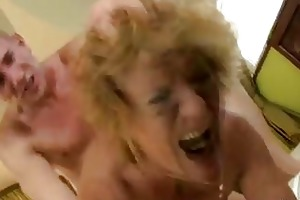 mother i receives her hirsute bawdy cleft stuffed