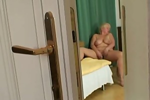 she is catches her stud and mom fucking