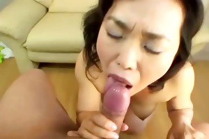 japanese d like to fuck sucks knob then swallows