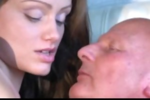 favourable old fart fucking a dreaming juvenile
