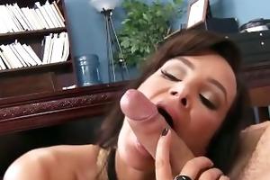 lisa ann has large boobs