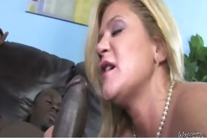 my mamma go dark : hardcore interracial clip 1