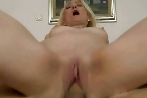 granny getting screwed in pov