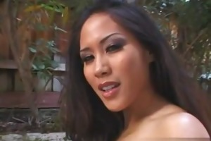 jessica bangkok is a cute oriental mother i who