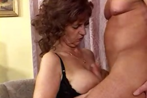 older woman and guy - 28