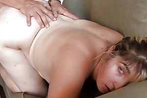 blond plump d like to fuck acquires her nookie