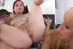 d like to fuck anal sex three-some stepmom and