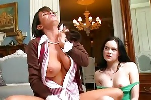 d like to fuck teacher squirts on students knob