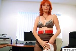 redhead mother i bonks shaggy cunt