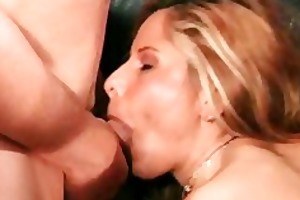 lascivious older doxy acquires drilled hard