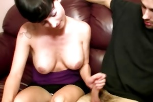 slutty topless mother i has his hard pecker in