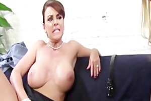 mommy and daughter fuck a massive cock darksome