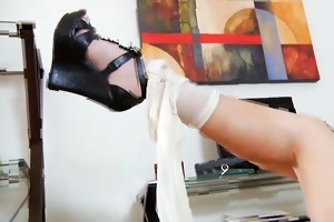 sex-toy drilled claudia adkins