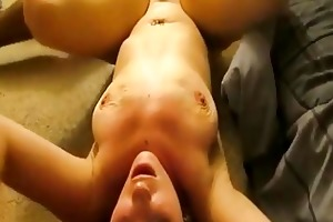 my wife screams when getting fucked by darksome