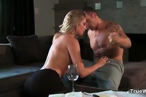 lewd blondes sucks and bonks fortunate boys part4