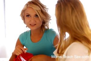 mammas train sex - step mama and daughter tag