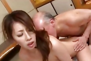 young japanese wife amp old fellow