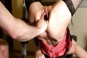 lascivious d like to fuck fist screwed in her