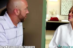 nurumassage masseuse pretends theyre not
