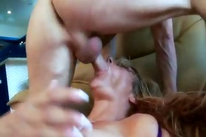 slutty mama getting dicked over daybed