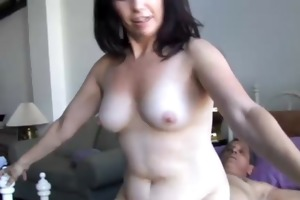 charming aged brunette hair t live without the