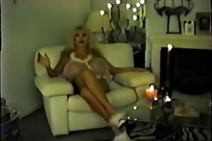sable holiday cucumber big tits golden-haired