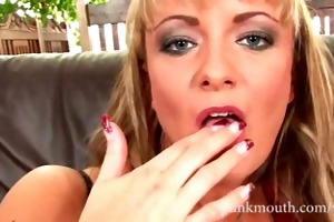 mature golden-haired d like to fuck cordula