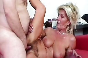 busty older slapper renata can a hard raw dick