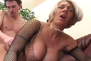 breasty mother i rides a hard boner