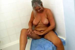 lustful grandma