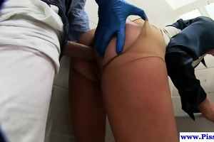 sexy d like to fuck seduces fellow in public