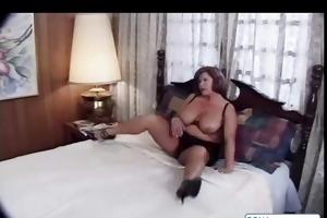 exotic aged big beautiful woman