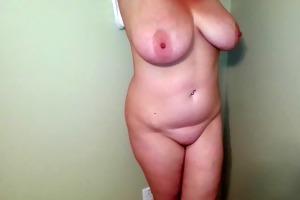 lateshay oversized 3h breasts n arse