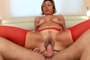mommy needs cum and she is knows how to acquire