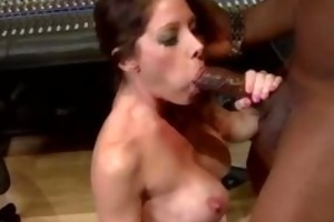 hungry mother i sucks and copulates dark jock