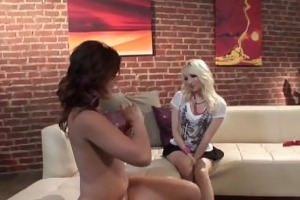 sunlustxxx lesbienne blond with lesbo ally coarse